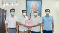 Tòa án nhân dân tỉnh Nghệ An chung tay phòng, chống dịch Covid – 19