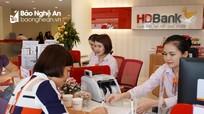 HDBank khai trương Phòng giao dịch Bắc Nghệ An tại TX.Hoàng Mai