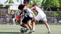 Khai mạc Giải bóng đá SCB THPT Nghệ An mở rộng tranh cúp Miền Trung Computer