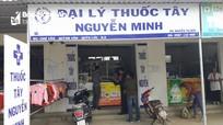 Tiếp tục đình chỉ hoạt động 3 cơ sở hành nghề y dược tư nhân tại Quỳnh Lưu