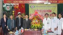 Đồng chí Nguyễn Xuân Sơn: Là nghề cao quý nhưng ngành Y hiện phải đối mặt với nhiều áp lực