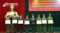 Công an tỉnh Nghệ An: Nỗ lực rút ngắn và đơn giản hóa thủ tục hành chính