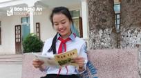 Nữ sinh đạt giải Nhất HSG tỉnh Nghệ An: 'Áp dụng lập luận bắc cầu hóa học vào môn văn'