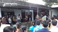 Vụ dỡ nhà sập tường đè chết 2 người: Đau thương xóm nhỏ