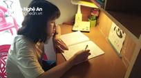 Nghị lực vượt khó của thủ khoa khối A huyện Đô Lương