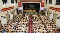 Khai mạc Đại hội Hội Nông dân tỉnh Nghệ An lần thứ IX, nhiệm kỳ 2018 - 2023