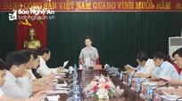 Rà soát công tác tổ chức lễ kỷ niệm 50 năm Chiến thắng Truông Bồn