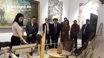 Khánh thành Bảo tàng thiên nhiên - văn hóa mở tại Khu Dự trữ sinh quyển miền Tây Nghệ An