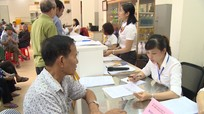 Nghệ An: Điều chỉnh thông tin trên thẻ BHYT cho người hưởng lương hưu, trợ cấp BHXH