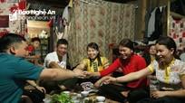 Đặc sắc lễ Khàu Bủa Sa của người Thái miền Tây Nghệ An