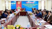 HĐND tỉnh trao đổi kinh nghiệm hoạt động với HĐND các huyện, thị xã
