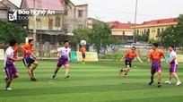 Khai mạc Giải Bóng đá truyền thống Đoàn Khối Doanh nghiệp lần thứ XV