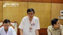 Bệnh viện ngoài công lập Nghệ An đề xuất thông tuyến BHYT cho nhân dân Hà Tĩnh