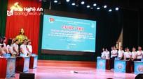 Khai mạc Cuộc thi Olympic tiếng Anh tỉnh Nghệ An năm 2018
