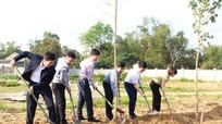 Trường Đại học Vinh phát động Tết trồng cây năm 2019