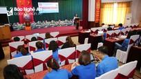 Chi đoàn Báo Nghệ An phát động cuộc thi Sáng tạo trẻ