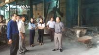 Đề xuất giải pháp chống thất thu và nợ đọng thuế trên địa bàn huyện Quỳ Hợp