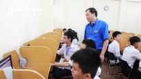 Hơn 200 học sinh tham gia tranh tài tại Hội thi Tin học trẻ Nghệ An