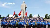 Tuổi trẻ Nghệ An xuất quân Chiến dịch Thanh niên tình nguyện hè 2019