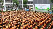 Hơn 800 thiếu nhi Nghệ An tham gia Ngày hội sắc màu năm 2019