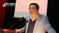 Trưởng ban Nội chính Trung ương: Biết quan tâm, kiên trì giải quyết bức xúc của nhân dân