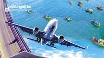 Cảng Hàng không Quốc tế Vinh thông báo gia hạn nhận hồ sơ