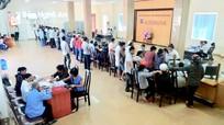 Các chi nhánh Agribank tại Nghệ An hoạt động an toàn, hiệu quả