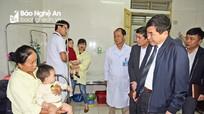 Yêu cầu thành phố Vinh rà soát chính xác số bệnh nhân mắc sởi