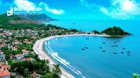 Biển Quỳnh mời đón du khách