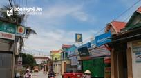 Xã Diễn Bích, huyện Diễn Châu thực hiện giãn cách xã hội từ 18h chiều nay (25/5)