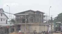 Xử lý dứt điểm lấn đất công, xây dựng sai phép ở TX.Thái Hòa