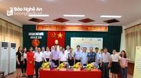 Ký thỏa thuận hợp tác giữa MB Nghệ An với Kho bạc Nhà nước, Cục Thuế và Cục Hải quan