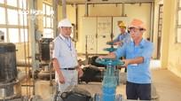 Công ty Cấp nước Nghệ An mỗi năm trả nợ vốn ODA trên 50 tỷ đồng