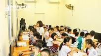 Nhiều phường, xã ở thành phố Vinh chưa đủ trường học