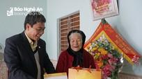 Tập đoàn Cienco4 tặng gần 4.000 suất quà Tết trên địa bàn Nghệ An