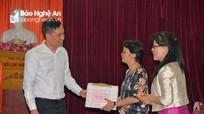 Thúc đẩy hợp tác giữa Quảng Tây (Trung Quốc) với Nghệ An về giao thông vận tải