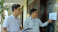 Anh Sơn: Camera giám sát cán bộ, công chức kết nối với điện thoại của lãnh đạo huyện