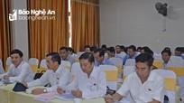 Thảo luận tổ 3: Đề xuất HĐND tỉnh ban hành Nghị quyết về tái định cư thủy điện