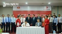 Nghệ An ký kết thỏa thuận hợp tác chiến lược với Techcombank