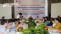 Khẳng định thành công dự án do Cơ quan phát triển Bỉ tài trợ tại Nghệ An