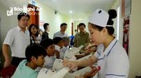 Nghệ An: Khám sức khỏe cho hơn 1.000 lái xe, kiên quyết loại bỏ tài xế nghiện ma túy