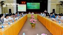 Nghệ An sẽ tổ chức Hội chợ nông nghiệp công nghệ cao, an toàn