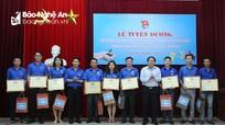 Hơn 500 đề tài sáng kiến, sáng tạo trẻ trong Đoàn Khối Doanh nghiệp tỉnh