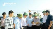Nghệ An: Gặp mặt đầu Xuân các cơ quan, đơn vị ngành Giao thông vận tải