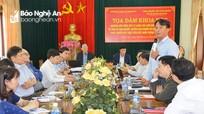 Tọa đàm khoa học ở Nghệ An: Bổ sung, phát triển lý luận về con người, quyền con người