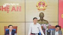 Chủ tịch UBND tỉnh: Tập trung cao độ thực hiện đạt mục tiêu tăng trưởng kinh tế