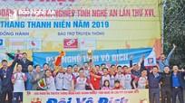 Bế mạc Giải bóng đá nam, nữ Đoàn Khối Doanh nghiệp tỉnh năm 2019