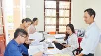 Công tác kiểm tra, giám sát trong Đảng: Đồng hành, phục vụ tốt nhiệm vụ chính trị