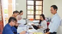 Thảo luận về giải pháp cải thiện điểm số PAPI của Nghệ An