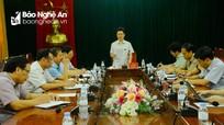 Rà soát, đánh giá kết quả thực hiện Nghị quyết Đại hội Đảng bộ tỉnh lần thứ XVIII